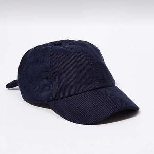 NWT Loft Corduroy Baseball Cap